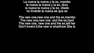 Daddy Yankee   La Nueva Y La Ex English Lyrics
