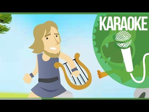 🎤.  Karaoke Davi e o gigante - Turminha do Rei - Playback II