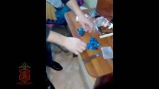 Задержание наркоторговца в Зеленогорске