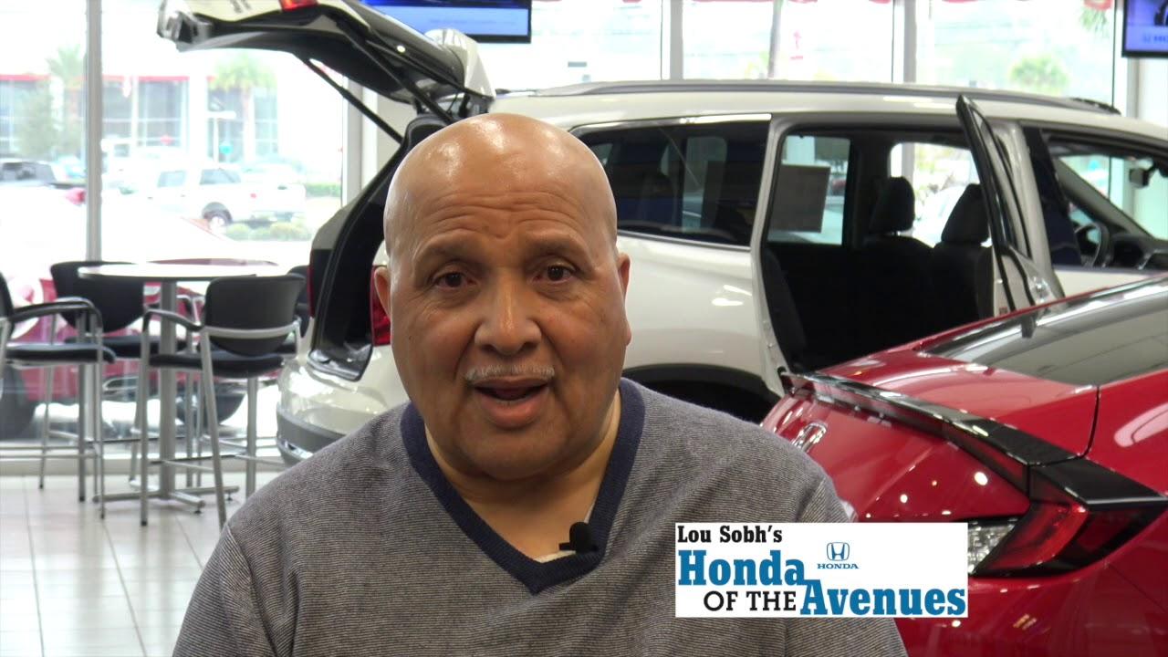 Lou Sobh Honda >> Honda of the Avenues Sobh Story #450 - YouTube