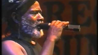 BURNING SPEAR - LIVE @ CHIEMSEE REGGAE SUMMER (1999) KINGSPLIFF
