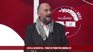 Palmarès des Fournisseurs 2021 - Catella Residential