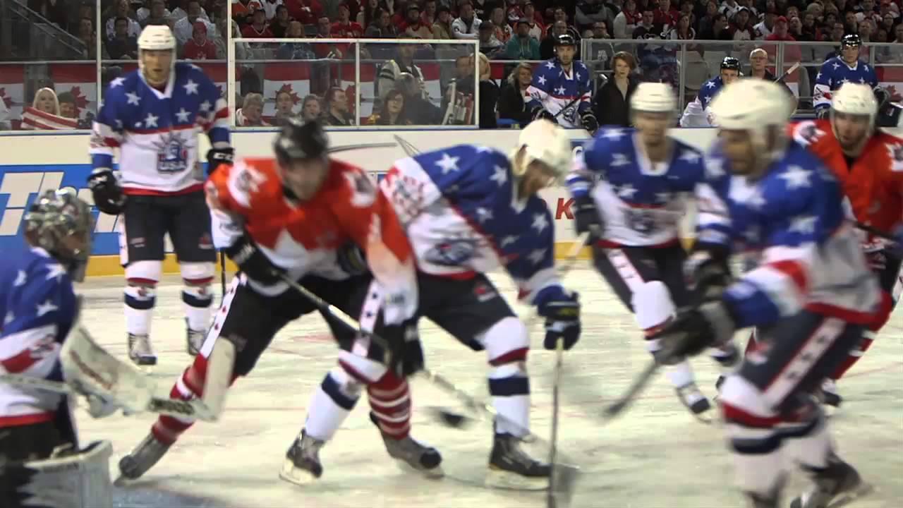 9488df9595d International Ice Hockey Canada V USA - Perth Arena - YouTube