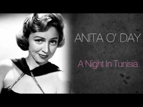 Anita o day a night in tunisia