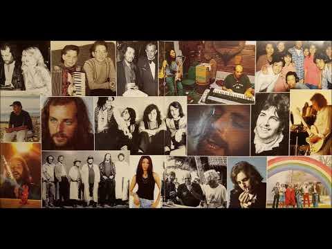 Sandy Coast, ft. Hans Vermeulen - North Canadian Paradise (1969)