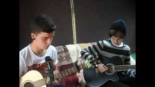 JRM- Sum 41- With me Acoustic cover