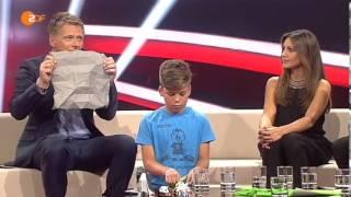 Deutschlands Superhirn - Kids I ZDF 17.08.2013 Ganze Show!