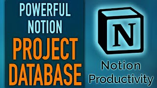 Notion Project Database Project Workspace Template Design For Powerful Project Management