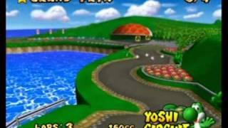 Mario Kart: Double Dash!! Star Cup 150cc