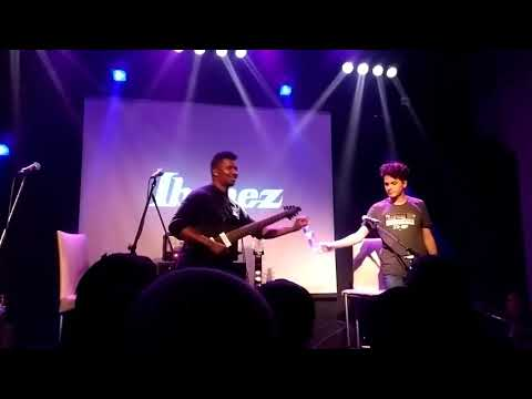 Tosin Abasi Guitar Clinic Argentina 15/10/17 Cognitive Contortions + Slap