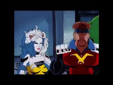 Hepzibah in X-Men the Animated Series