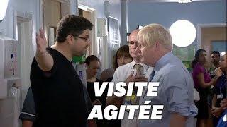 Boris Johnson a passé un moment douloureux face à ce Britannique excédé