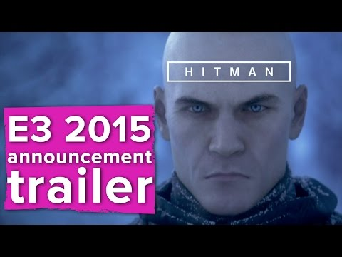 Hitman Reveal Trailer - E3 2015 Sony Conference  (no gameplay)