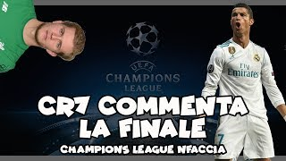 CR7 COMMENTA LA FINALE! | FEAT RONALDO JUNIOR|