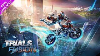 Trials Fusion BETA GAMEPLAY ITA