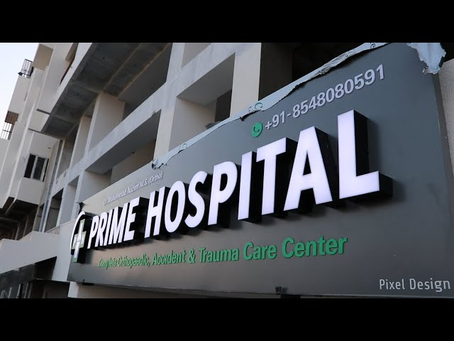 GLB | GRAND OPENING OF PRIME HOSPITAL ON 15TH JAN, 2021COMPLETE ORTHOPAEDIC, ACCIDENT & TRAUMA CARE