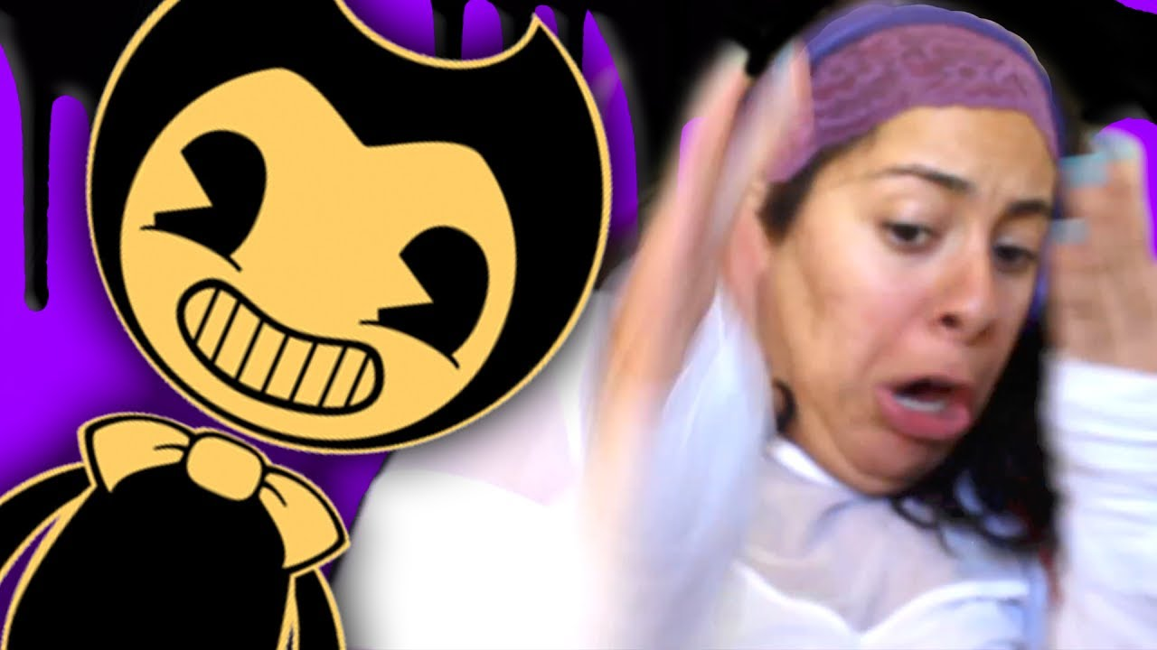 NOPE! NOPE! NOPE! Too scary! (Bendy and the Ink Machine | Mystery Gaming)