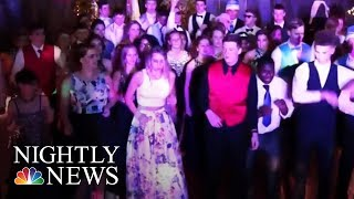 Luck Of The Draw: At This High School, Continues Tradition From 1920s | NBC Nightly News
