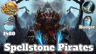 Budget Aggro Pirate Warrior Deck Kobolds And Catacombs | Hearthstone Guide How To Play