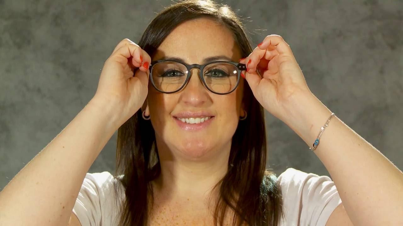 Bifocal Reading Glasses. No power on top. Reader on bottom. image
