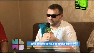 Music Channel - B.U.G. Mafia - Ar pleca din Romania de dragul copiilor