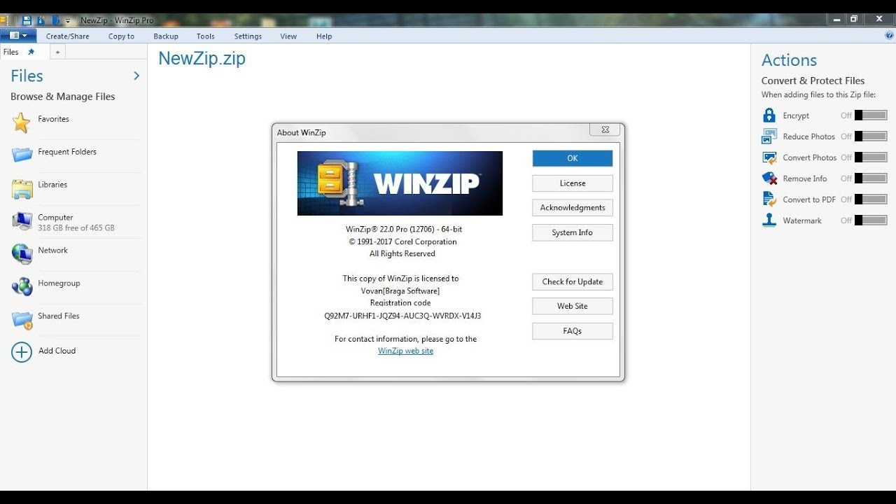 winzip 15 free download with crack