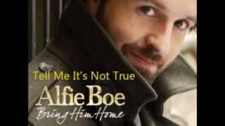 Alfie Boe - Tell Me It