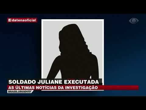 Polícia faz megaoperação para solucionar caso Juliane