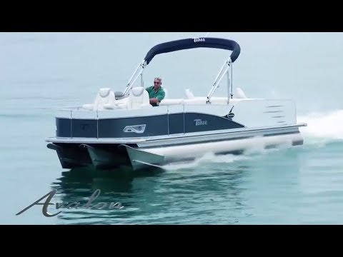 Pontoon Construction | How to Spot the Best Boats | Avalon Luxury Pontoon Boats