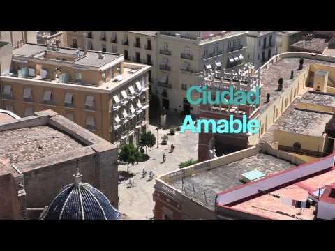 Ciudad habitable - Valencia en bici