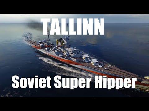 Tallinn - Soviet Super Hipper