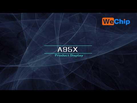A95X Max Android 8.1 TV Box Amlogic S905X2 4GB 64GB 2.4G/5G WiFi 1000Mbps Lan