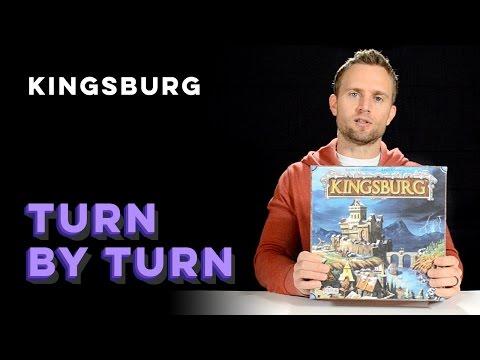 Kingsburg - Turn By Turn