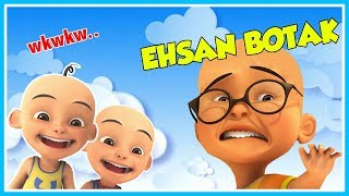 The BALD Ehsan!! ROBLOX (in)
