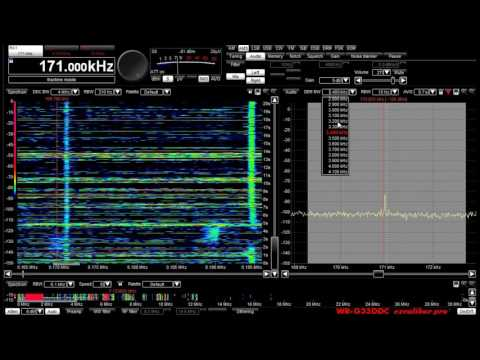 171 AM LW Morocco Medi-1 low band broadcast into Tampa Florida