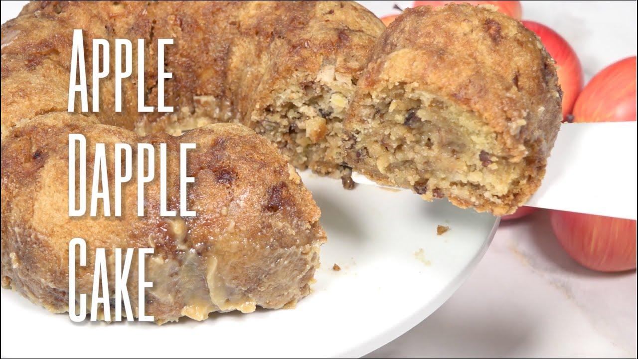 Apple Dapple Cake Fresh Apple Cake Soaked In Brown Sugar Butter