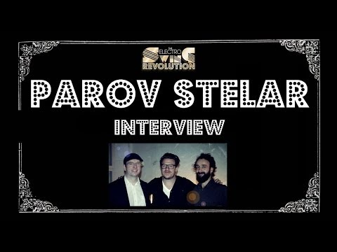 Parov Stelar - Interview - Electro Swing Revolution
