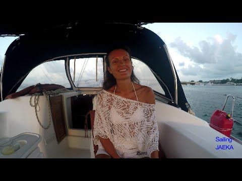 Exploring Capital of the Bahamas, Nassau by Sailing JAEKA, week #5