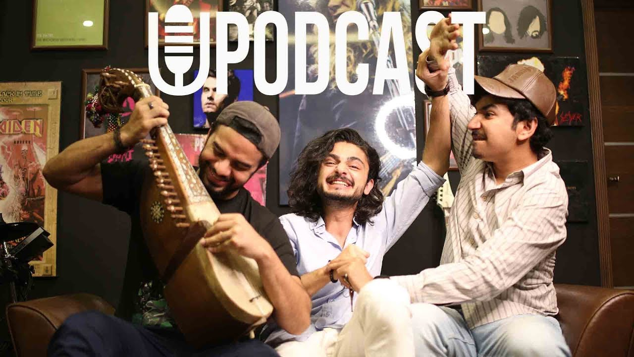 UPODCAST EP 4 MOORO & IRFAN JUNEJO