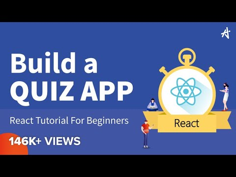 Build a Quiz App From Scratch Using React Components | React Tutorial For Beginners | Knowledgehut thumbnail