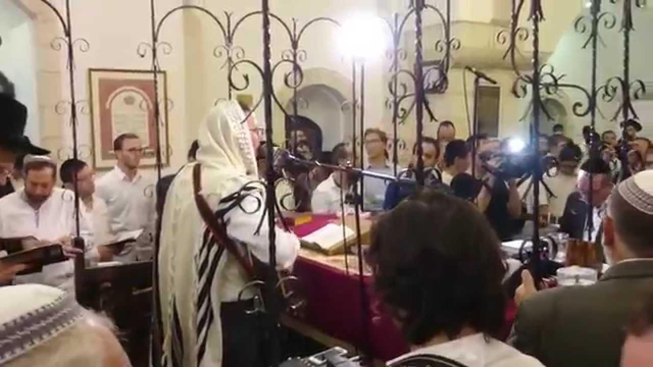 HaNeshama Loch - Carlebach Selichot - הנשמה לך - סליחות בנוסח רבי שלמה קרליבך - 5.9.15
