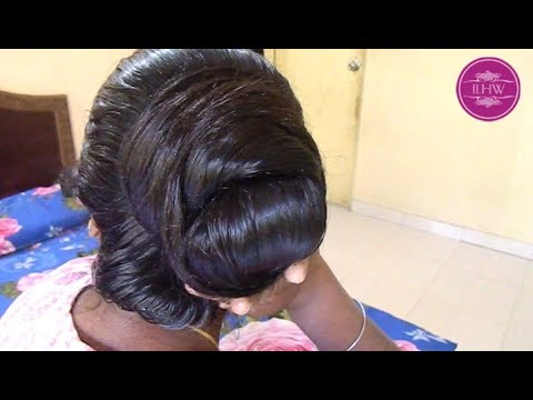 how-perfect-knot-hair-look-a-like-|-bigger-size-oiled-knot-hair-bun-|-perfect-hair-bun-for-long-hair