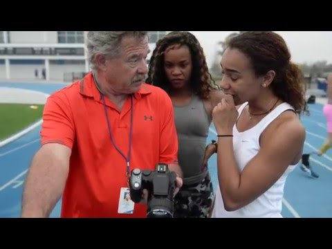 Road to Rio: How to be fast, with Loren Seagrave