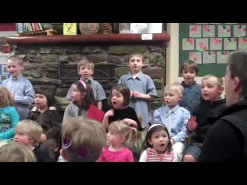 Clark Fork School Spring Fling: Peace Like a River