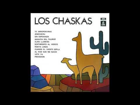 MÚSICA BOLIVIANA - LOS CHASKAS - LOS CHASKAS (1975)