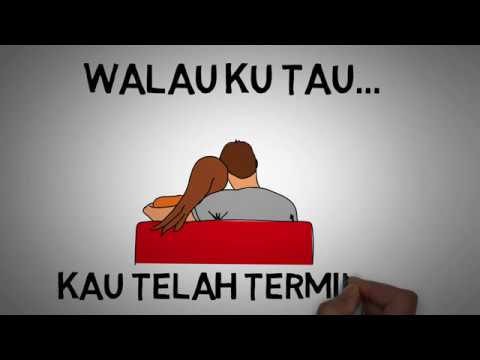 D'masiv - Tak punya nyali lirik video (special for someone)