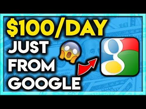 Earn $100 A Day Searching Google (Beginner Friendly)