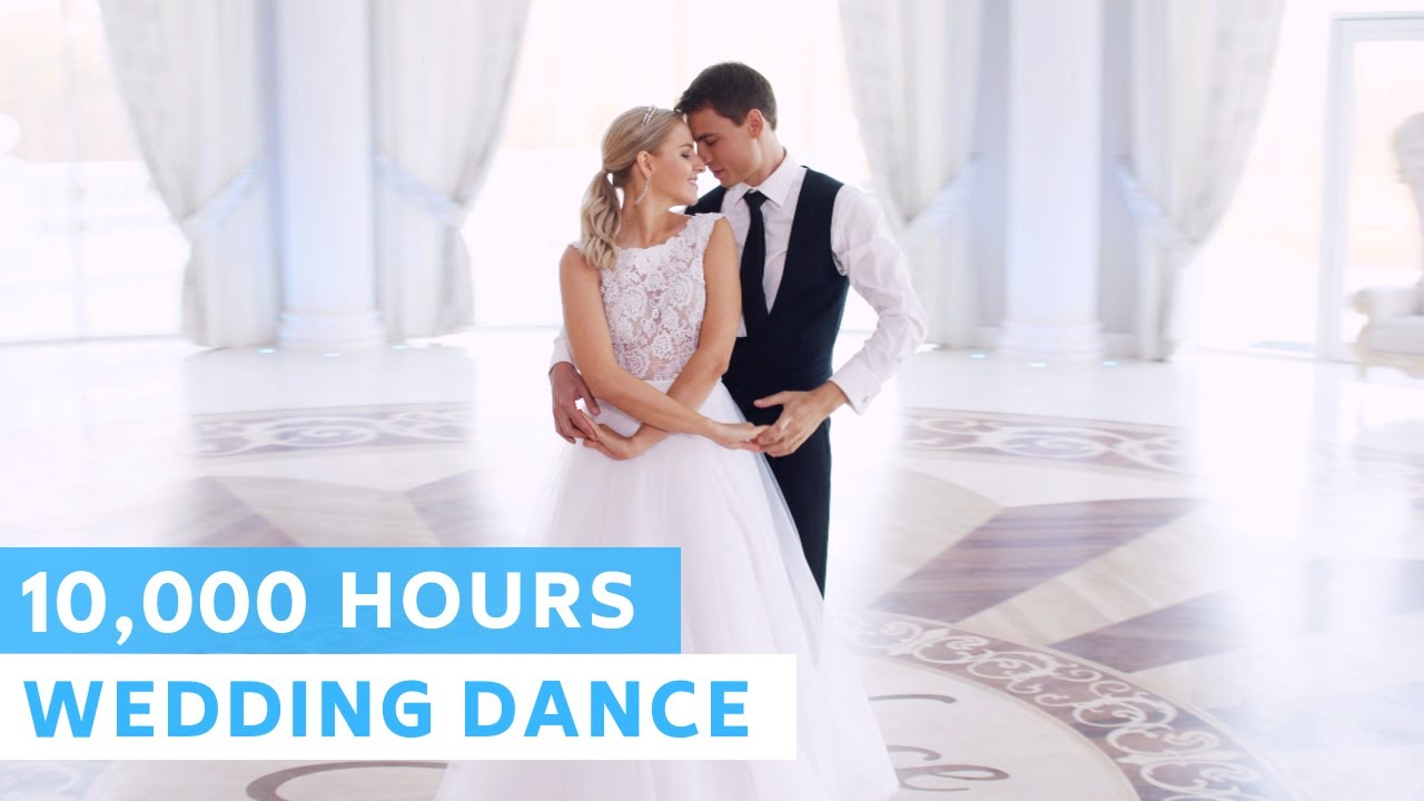 Dan + Shay, Justin Bieber - 10,000 Hours | Wedding Dance Online | First Dance Choreography