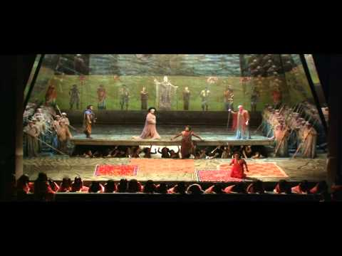 AIDA - VERDI - SOFIA NATIONAI OPERA AND BALLET