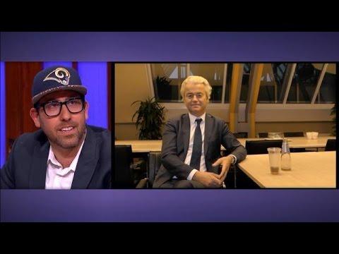 Een kijkje in het leven van Geert Wilders - RTL LATE NIGHT